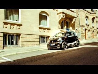 Lorinser smart fortwo coupe 453 2015