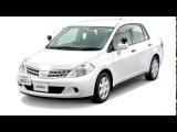 Nissan Tiida Latio Instruction Car SC11 09 200812 2012