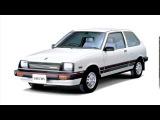Suzuki Cultus 3 door AA41S 10 198306 1986