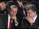 Двойная игра Эрдоган хочет отдать Крым Украине