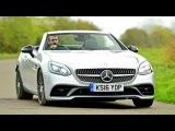 Mercedes Benz SLC 250 d AMG Line UK spec R172 2016