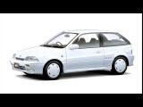 Suzuki Cultus 1 3 GTi Full Time 4WD AF34S 10 198907 1991