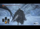 Прохождение Dark Souls 3: Ashes of Ariandel [DLC] — Часть 4:БОСС: СТРАЖ ЧЕМПИОН И ВЕЛИКИЙ ВОЛК #aac