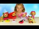 ✿ ВИП ПЕТС Dogs Модные Подружки Скай из мультика Щенячий Патруль toys Paw Patrol game for Kids Video