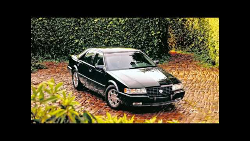 Cadillac Seville STS North America KY5 Y69 1992–97
