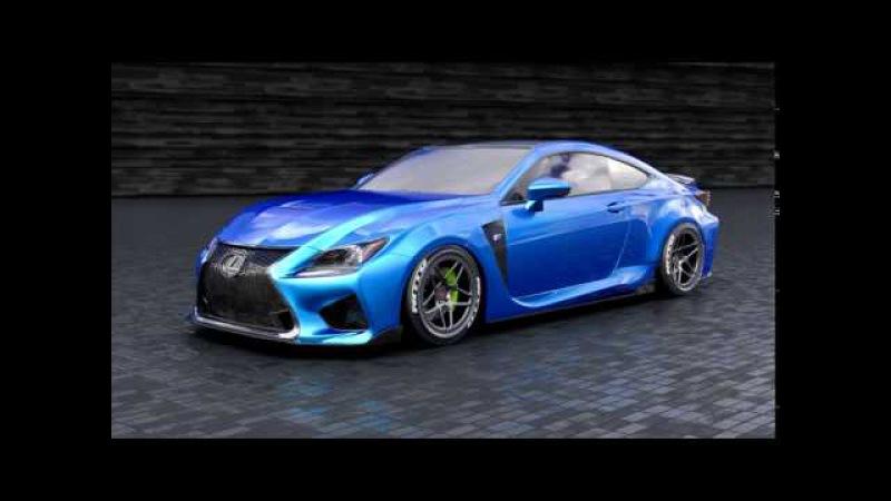 Lexus RC F by Clark Ishihara 11 2016