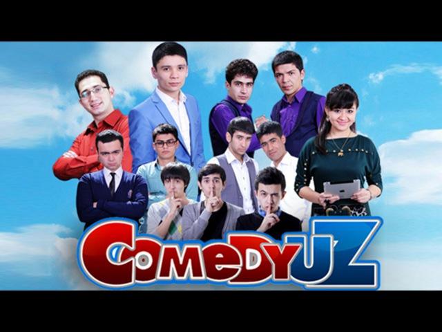 ComedyUZ - Turkiston san'at saroyidagi konsert dasturi 2016