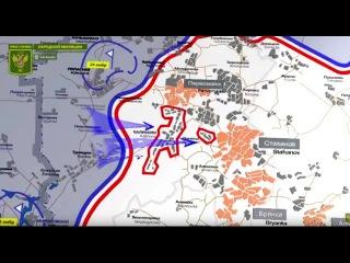 На 16 марта - Обстановка на линии соприкосновения за сутки | Карта обстрелов