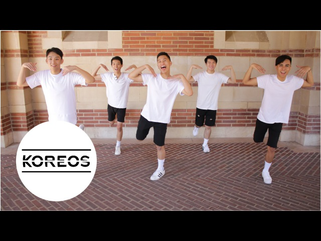 [Koreos] 레드벨벳 Red Velvet - 러시안 룰렛 Russian Roulette Dance Cover (Male Ver.)