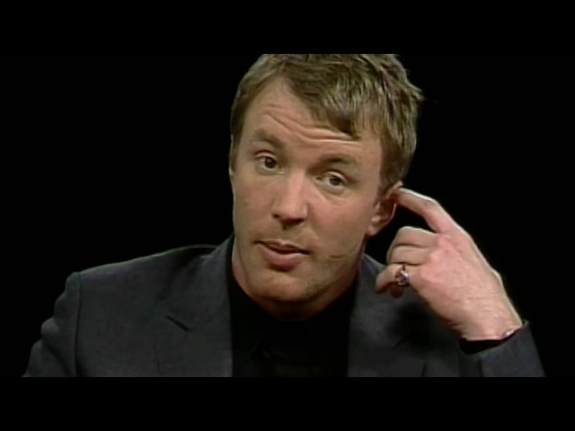 Guy Ritchie interview on