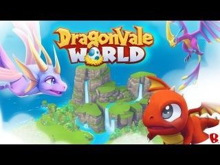 DRAGONVALE WORLD Gameplay Trailer