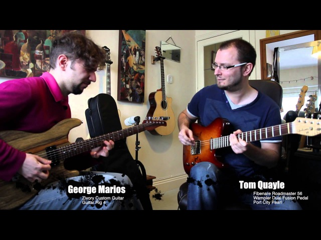 T42 - The Return - Tom Quayle George Marios Jam