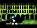 Black Rock Shooter anime HD Стрелок с Черной скалы аниме клип