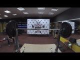 Открытый Чемпионат Юга РОССИИ по пауэрлифтингу. Часть 2 (АМТ)