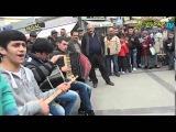 ქართველები ანტალიაში ცეკვავენ