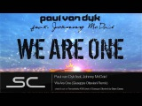 Paul van Dyk feat. Johnny McDaid - We Are One (Giuseppe Ottaviani Remix) HQ
