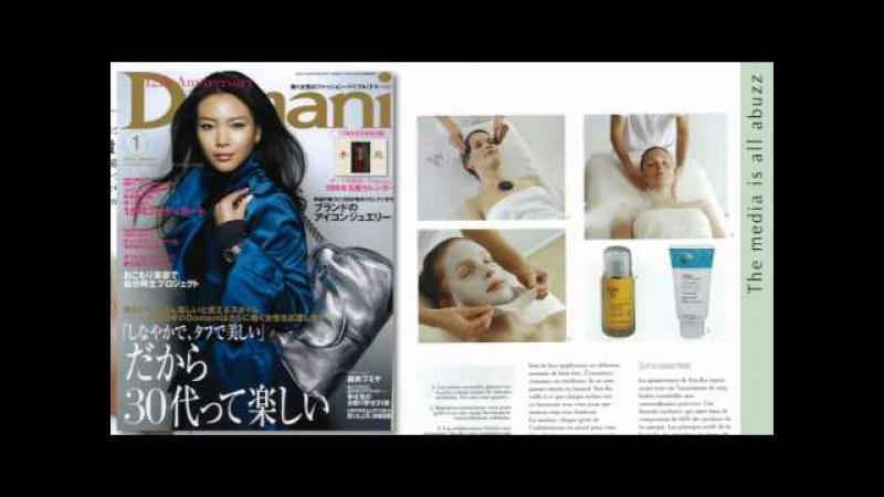 Линия косметических продуктов YON-KA