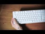 Xiaomi Mi Mechanical Keyboard Обзор