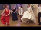 Подготовка к свадьбе Виталия и Натальи