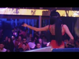 DJ Albina Mango & Mc Huliganka - Vozduh night club 29.06.2016 (Russia, Saint - Petersburg)