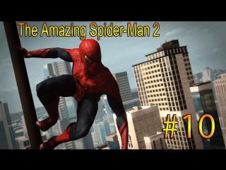 [Прохождение]The Amazing Spider-Man 2 - #10 - Крестный отец
