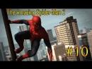 [Прохождение]The Amazing Spider-Man 2 - 10 - Крестный отец