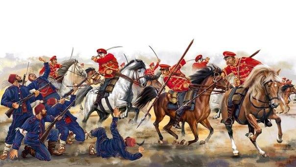 Лейб-гвардия гусарского полка Российской империи в Русско-турецкой