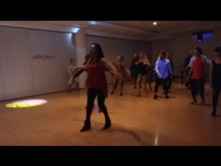 Анимация Конго в Galla dance Москва