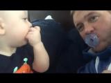 Сын как отец