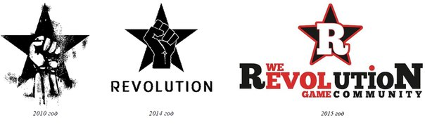 Revolution Game Community.