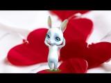 [v-s.mobi]Zoobe Зайка Красивое поздравление С Днем Рождения девушке!.720p