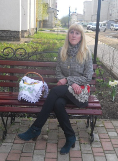 Леся Тиндик