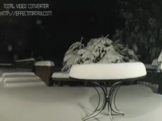 Снегопад 24 часа.