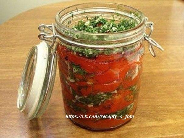 перец заготовки на зиму рецепты с фото