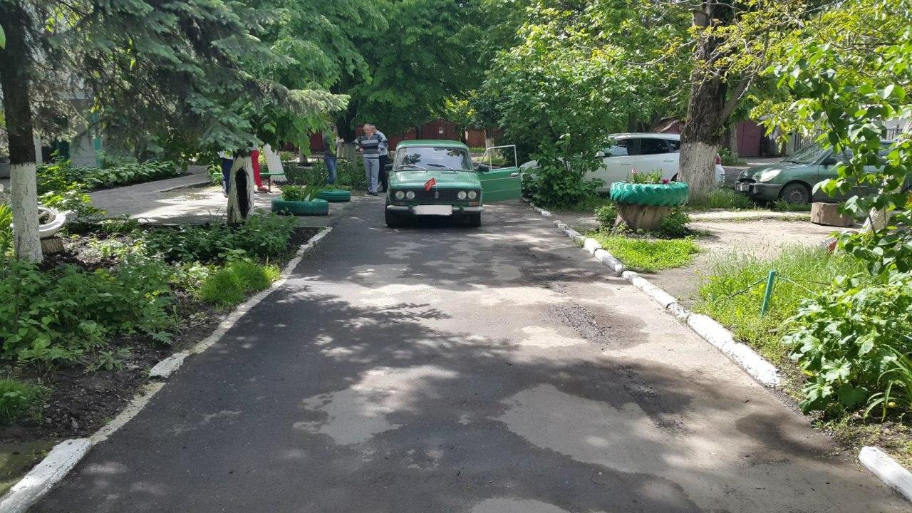 В Таганроге водитель «ВАЗа» сбил 4-летнюю девочку