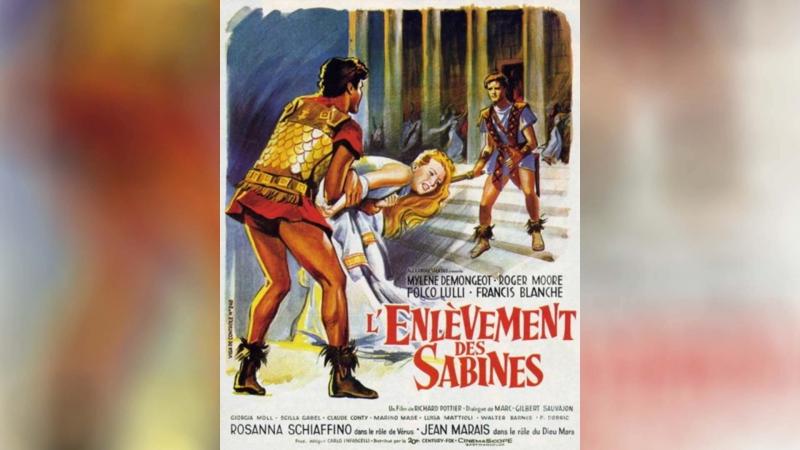 Похищение сабинянок (1961) | Il ratto delle sabine
