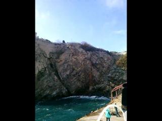 Крым -Ласточкино гнездо