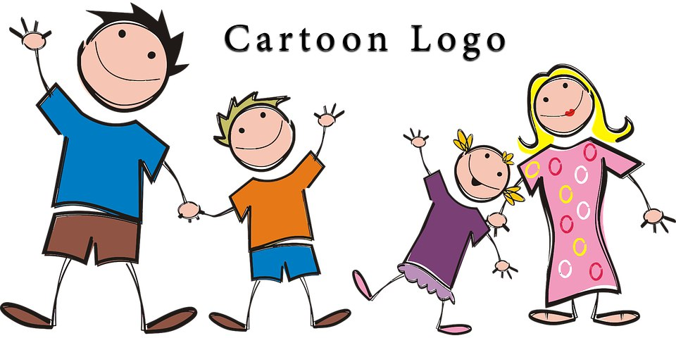 Cartoon Logo - 1