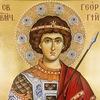 Храм св. вмч. и Победоносца Георгия г. Глазов