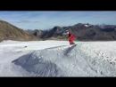 Snowpark Glacier 3000, Les Diablerets
