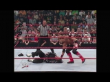 [Crossface] Jeff Hardy vs. Edge: Raw 21.08.2006