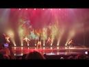 «Шоу под дождём Признание в любви» Мюзик-Холл 30 декабря2016