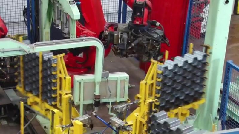 Энергопоглощающие барьерные ограждения SMA производства итальянской компании Industry A.M.S.