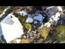 Дача полет шмеля (Go Pro 4 HD)