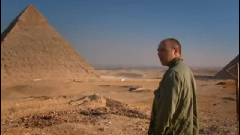 Идиот за границей. Египет