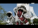 Могучие рейнджеры супер самураи 19 сезон 11 серия 2x2
