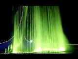 шоу цветных фонтанов в олимпийским парке