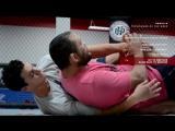 Dan Henderson - Rear Naked Choke Defense