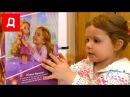 Открываем куклу Рапунцель из Уолт Дисней Запутанная История Opening Rapunzel Walt Disney Princess