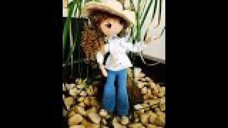 Como tejer muñeca Liliana Amigurumi By Petus Ochoa tutoríal SEXTA PARTE